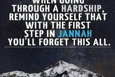 Jannah 1st Step
